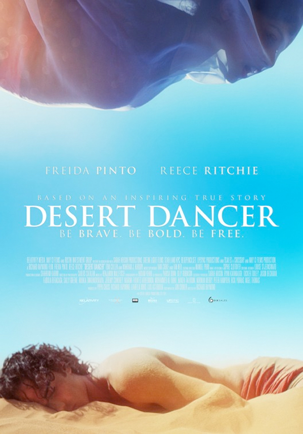 Desert Dancer border=