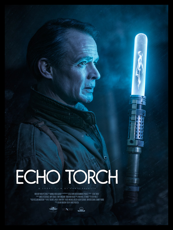 Echo Torch Poster