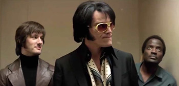 Elvis & Nixon Trailer