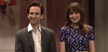 SNL's Fifty Shades of Grey