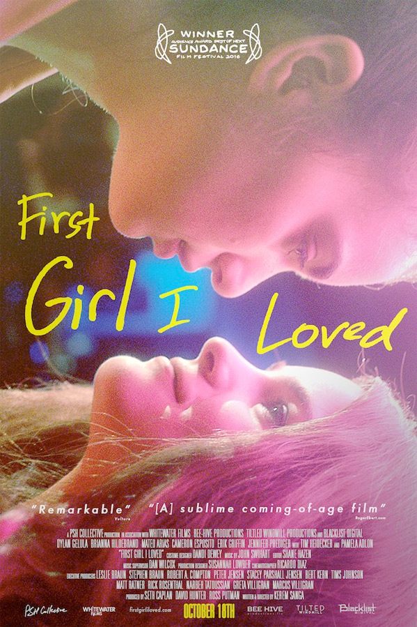 First Girl I Loved Poster