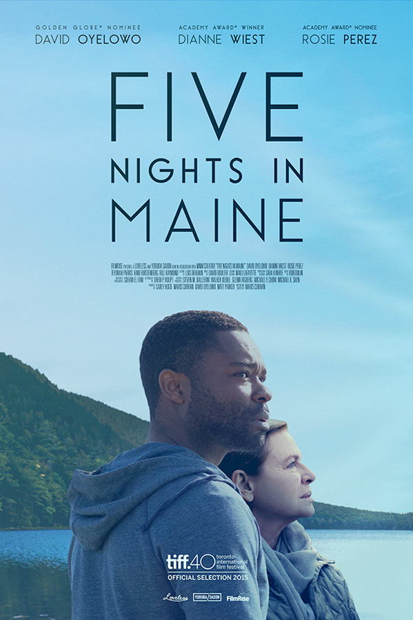 Five Nights in Maine Poster