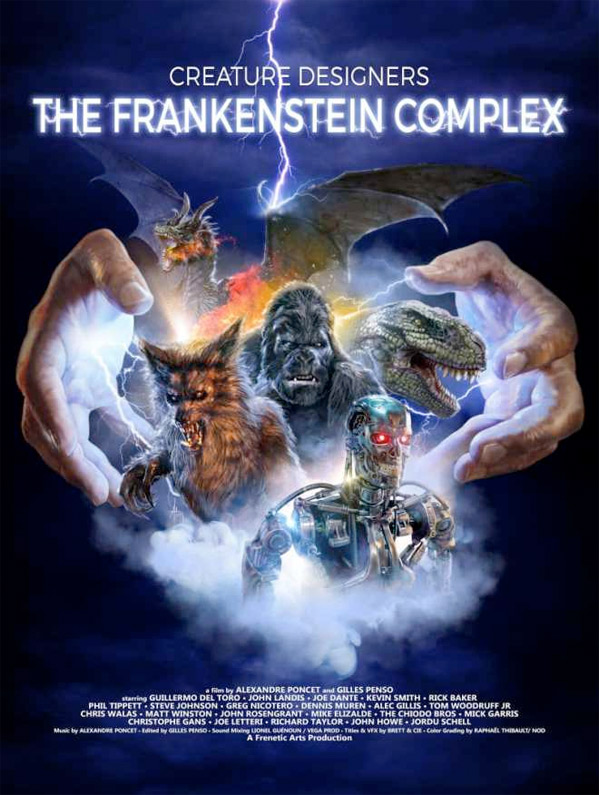 The Frankenstein Complex Poster