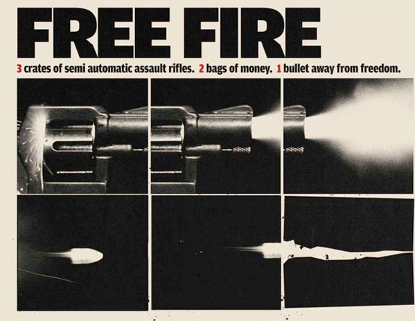 Free Fire Quad Poster
