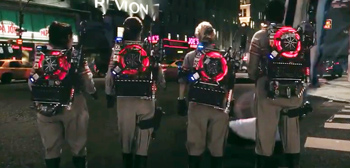 Ghostbusters Featurette