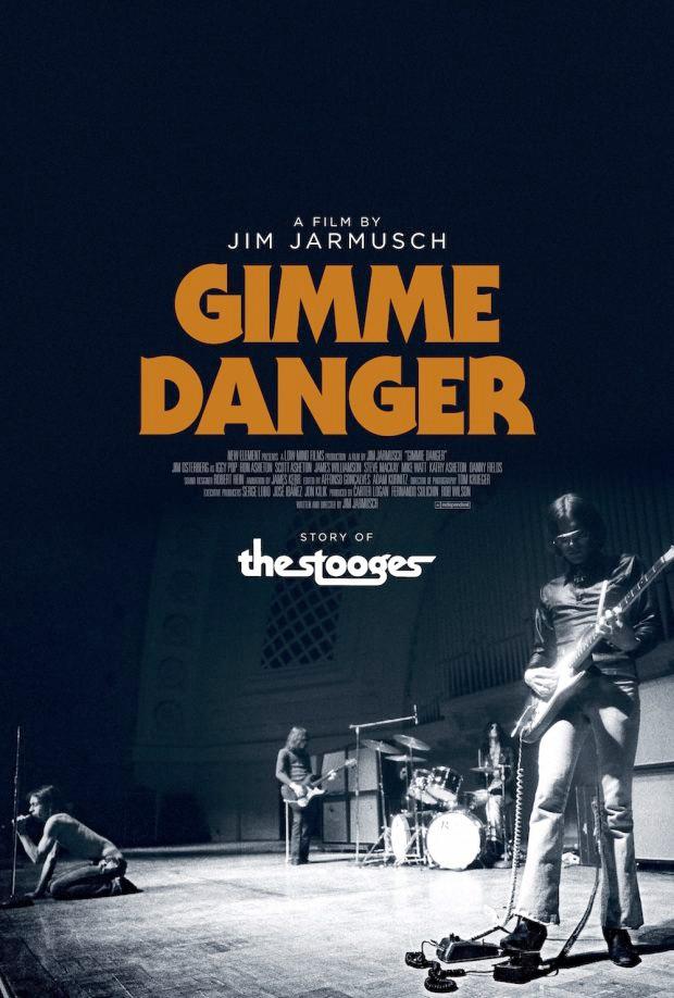 Gimme Danger Doc Poster