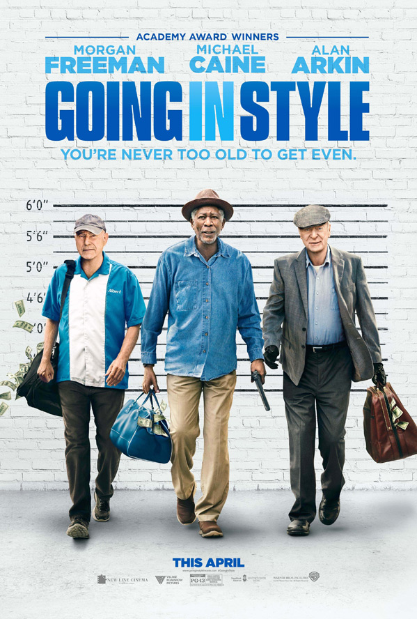 Going in Style Movie