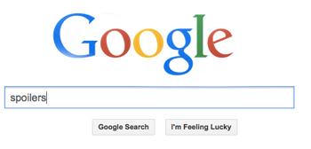 Google / Spoilers