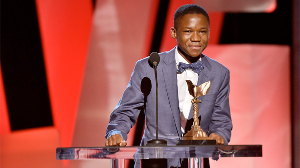 Winner: Abraham Attah - Beasts of No Nation