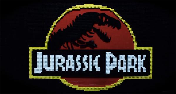 Jurassic Park LEGO