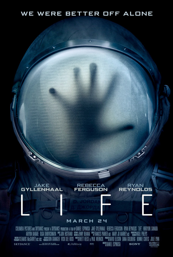 Life Official Poster