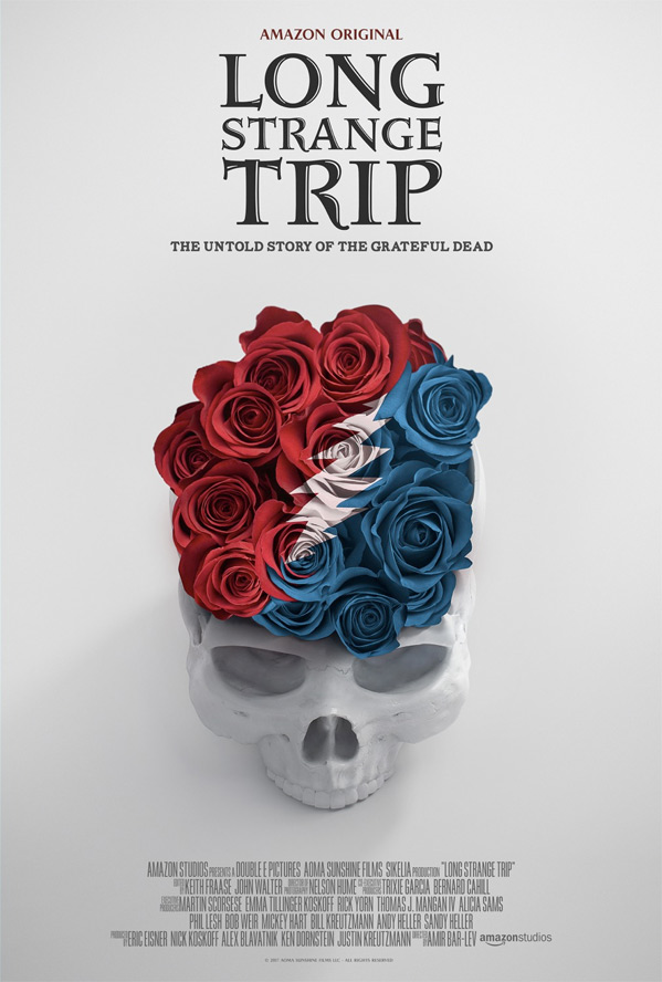Long Strange Trip Doc Poster