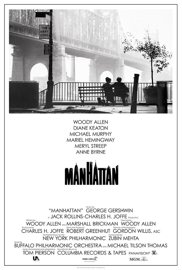 Woody Allen's Manhattan