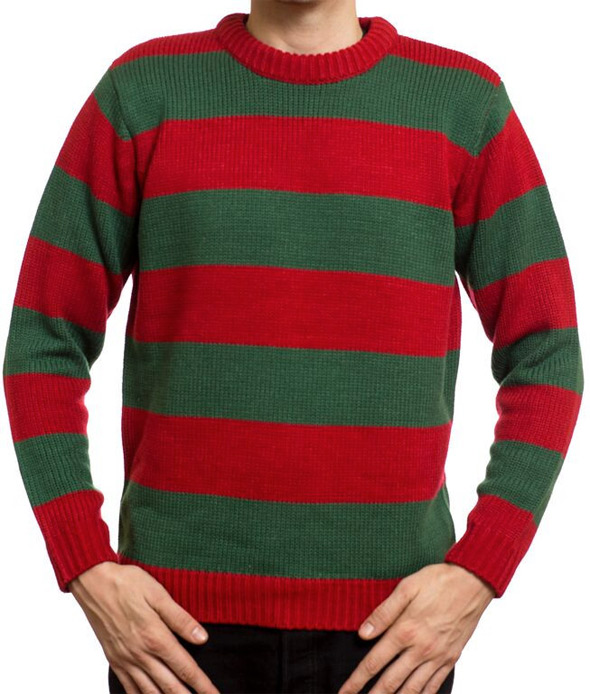 Horror Sweaters - A Nightmare on Elm Street Sweater