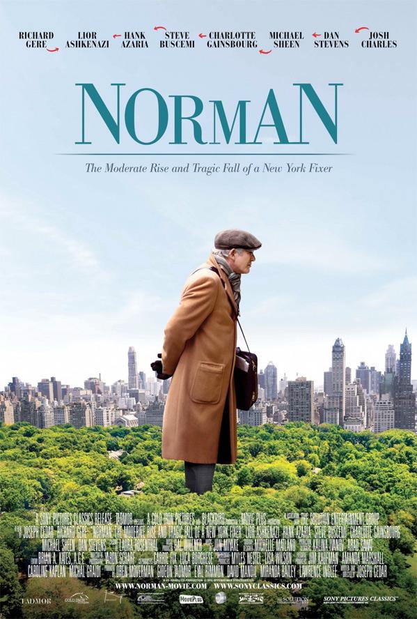 Norman Movie