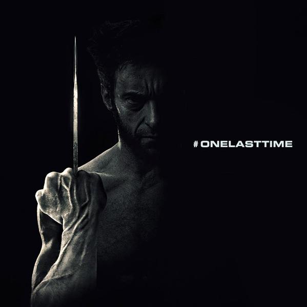 Hugh Jackman Wolverine Promo