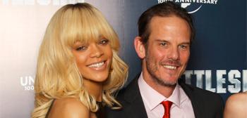 Rihanna & Peter Berg