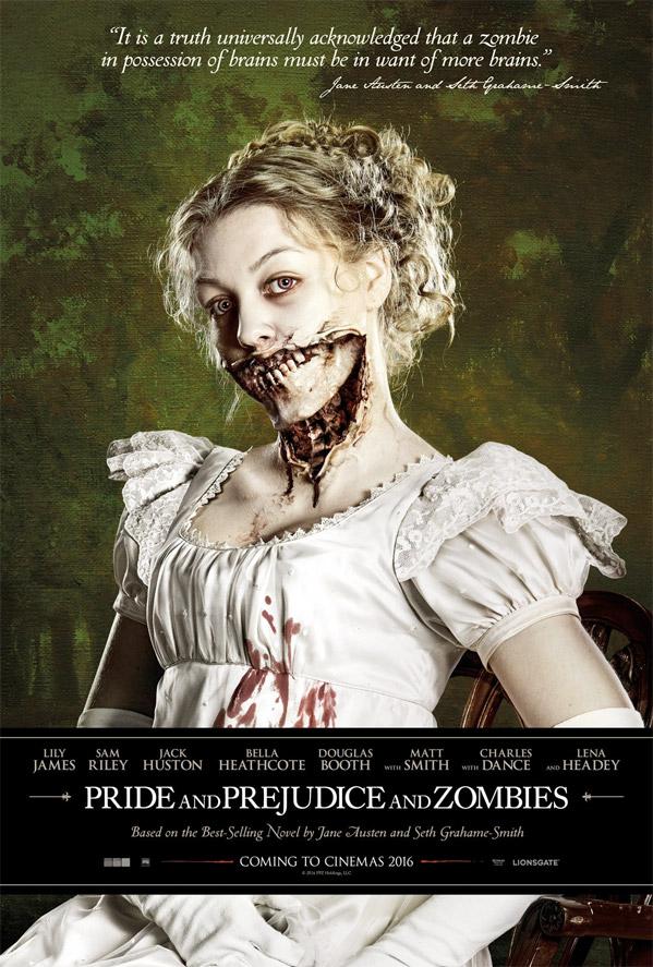 Pride & Prejudice & Zombies Poster