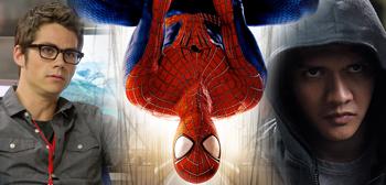 Dylan O'Brien / Spider-Man / Iko Uwais