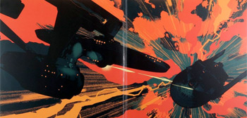 The Wrath of Khan - Mondo Vinyl