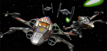 Pixar's X-Wings