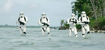 Rogue One Locations Featurette
