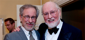 John Williams + Steven Spielberg