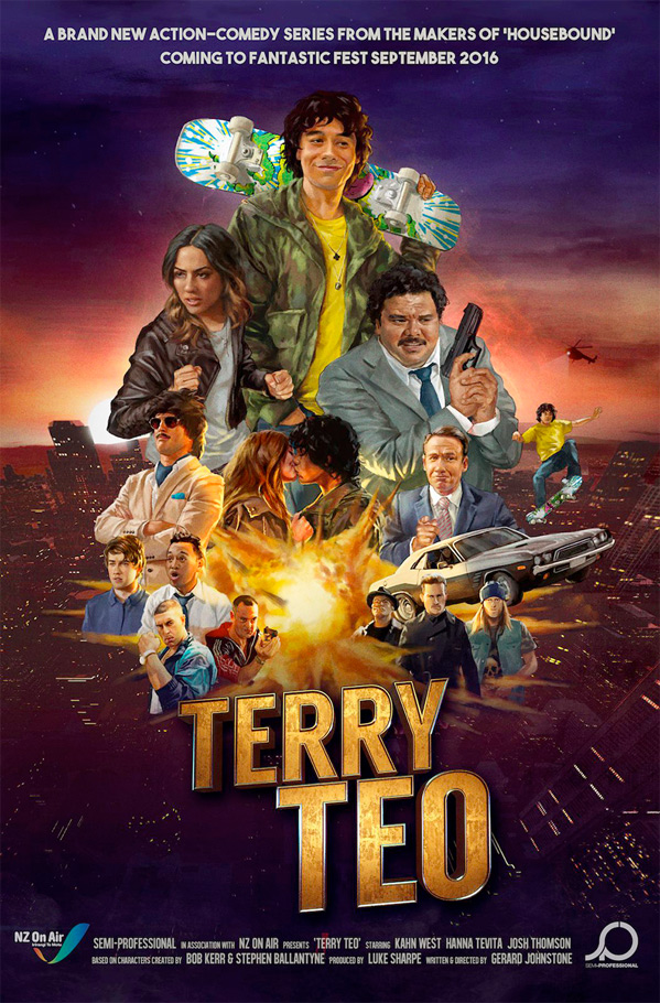 Terry Teo Poster