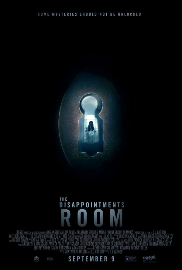 The Disappointments Room Poster