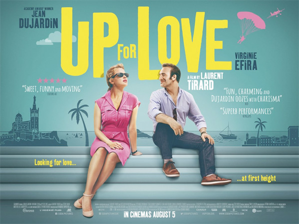 Up for Love Poster