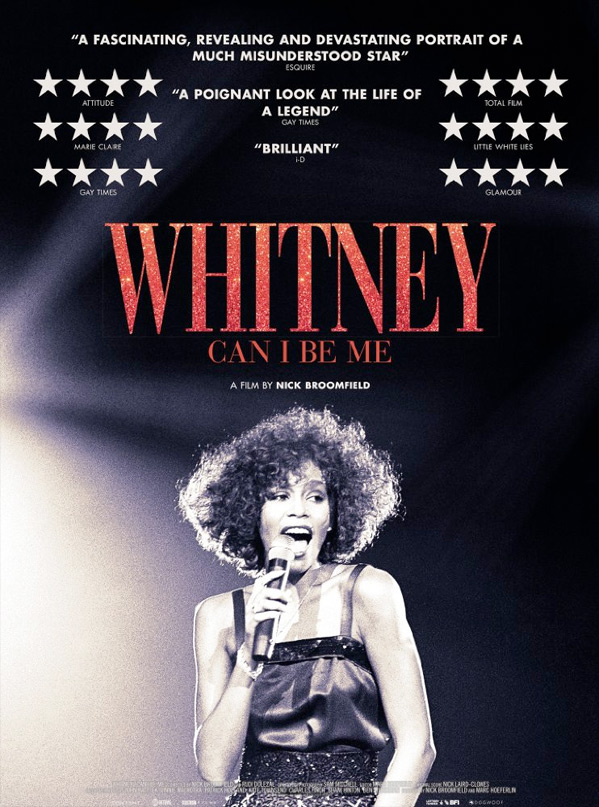 Whitney: Can I Be Me Doc Poster