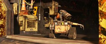 Pixar's Wall-E Teaser Trailer