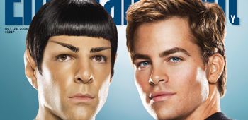Star Trek on Entertainment Weekly