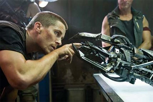 New Terminator Salvation Photo
