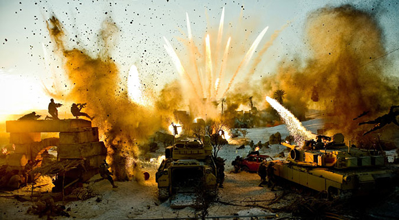 Transformers: Revenge of the Fallen Photos