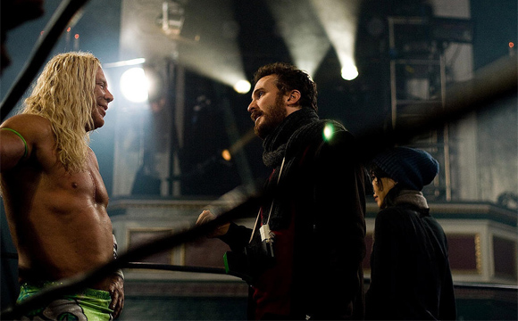 Darren Aronofsky's The Wrestler